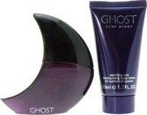 Ghost Deep Night Set de Regalo 30ml EDT + 50ml Loción Corporal