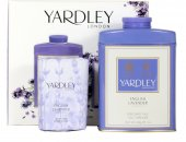Yardley English Lavender Set de Regalo 125ml EDT + 100ml Loción Corporal