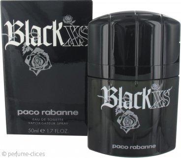 Paco Rabanne Black XS Eau de Toilette 50ml Vaporizador