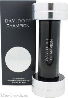 Davidoff Champion Eau de Toilette 90ml Vaporizador