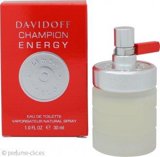 Davidoff Champion Energy Eau de Toilette 30ml Vaporizador