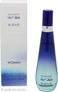 Davidoff Cool Water Wave Eau de Toilette 30ml Vaporizador