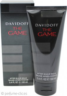 Davidoff The Game Bálsamo Aftershave 100ml