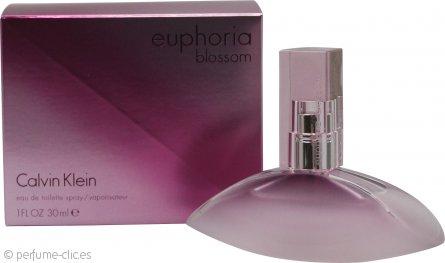Calvin Klein Euphoria Blossom Eau De Toilette 30ml Vaporizador