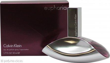 Calvin Klein Euphoria Eau de Parfum 50ml Vaporizador