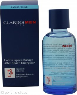 Clarins Men Energizante Aftershave 100ml Splash