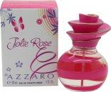 Azzaro Jolie Rose Eau de Toilette 30ml Vaporizador