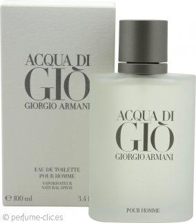Giorgio Armani Acqua Di Gio Eau De Toilette 100ml Vaporizador