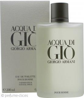Giorgio Armani Acqua Di Gio Eau De Toilette 200ml Vaporizador