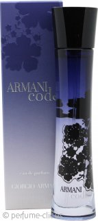 Giorgio Armani Code Eau de Parfum 50ml Vaporizador