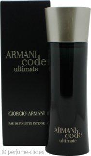 Giorgio Armani Armani Code Ultimate Eau de Toilette Intensa 75ml Vaporizador