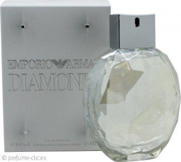 Giorgio Armani Emporio Diamonds Eau de Parfum 100ml Vaporizador