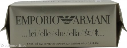 Giorgio Armani Emporio She Eau de Parfum 100ml Vaporizador