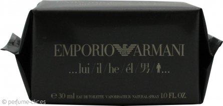Giorgio Armani Emporio He Eau de Toilette 30ml Vaporizador