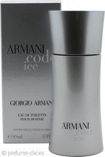 Giorgio Armani Armani Code Ice Eau de Toilette 50ml Vaporizador