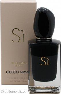 Giorgio Armani Si Eau de Parfum Intense 50ml Vaporizador