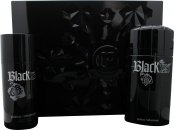 Paco Rabanne Black XS Set de Regalo 100ml EDT + 100ml Gel de ducha + 75ml Desodorante en barra