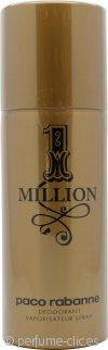 Paco Rabanne 1 Million Desodorante Vaporizador 150ml