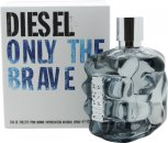 Diesel Only The Brave Eau de Toilette 125ml Vaporizador
