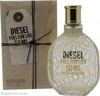 Diesel Fuel For Life Eau de Parfum 50ml Vaporizador