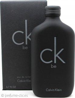 Calvin Klein CK Be Eau De Toilette 200ml Vaporizador
