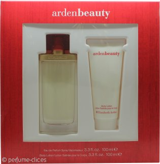 Elizabeth Arden Beauty Set de Regalo 100ml EDP + 100ml Loción Corporal