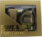 Fame & Fortune for Women Set de Regalo 100ml EDT + 100ml Loción Corporal
