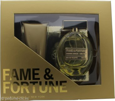 Fame & Fortune for Women Set de Regalo 100ml EDT + 100ml Loción Corporal