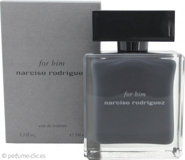 Narciso Rodriguez Narciso Rodriguez For Him Eau de Toilette 100ml Vaporizador