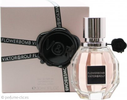 Viktor & Rolf FlowerBomb Eau de Parfum 30ml Vaporizador