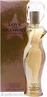 Jennifer Lopez Love and Glamour Eau de Parfum 75ml Vaporizador