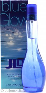 Jennifer Lopez Blue Glow Eau de Toilette 30ml Vaporizador