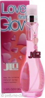 Jennifer Lopez Love At First Glow Eau de Toilette 30ml Vaporizador