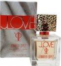 Jennifer Lopez JLove Eau De Parfum 50ml Vaporizador