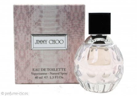 Jimmy Choo Jimmy Choo Eau de Toilette 40ml Vaporizador