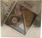 Pierre Cardin Style for Women Set de Regalo 50ml EDP + 150ml Loción Corporal