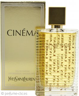 Yves Saint Laurent Cinema Eau de Parfum 50ml Vaporizador