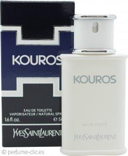 Yves Saint Laurent Kouros Eau de Toilette 50ml Vaporizador