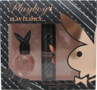 Playboy Play It Spicy Set de Regalo 30ml EDT + 75ml Vaporizador Corporal
