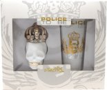 Police To Be The Queen Set de Regalo 40ml EDT + 100ml Loción Corporal