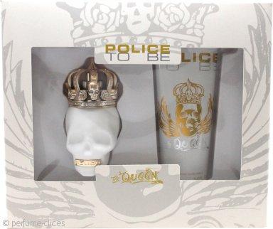 Police To Be The Queen Set de Regalo 40ml EDT + 100ml Loción Corporal