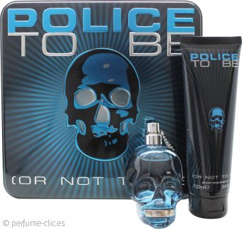 Police To Be Set de Regalo 75ml EDT + 100ml Champú Corporal All Over