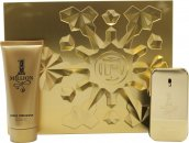 Paco Rabanne 1 Million Set de Regalo - 50ml EDT + 100ml Gel de Ducha