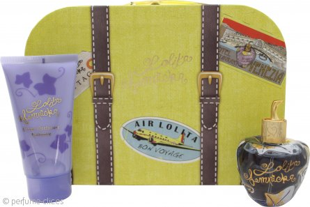 Lolita Lempicka Lolita Lempicka Set de Regalo 50ml EDP + 75ml Crema Perfumada Seda