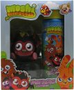 Moshi Monsters Moshi Monsters Set de Regalo Fangtastic Gel de Ducha 250ml y Juguete Diavio Para Niños