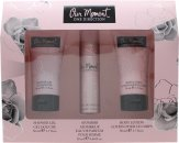 One Direction Our Moment Set de Regalo 20ml EDP Vaporizador + 50ml Loción Corporal + 50ml Gel de Ducha