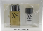 Paco Rabanne Paco XS Set de Regalo 100ml EDT + 150ml Desodorante en Spray