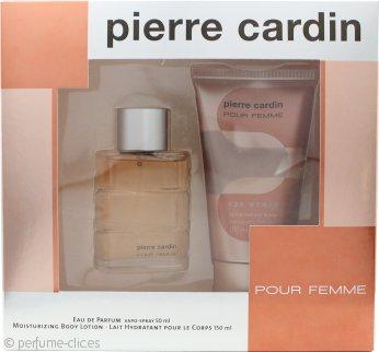 Pierre Cardin Pierre Cardin pour Femme Set de Regalo 50ml EDP + 150ml Loción Corporal