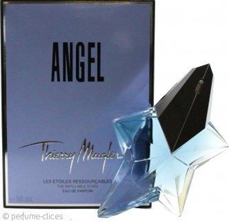 Thierry Mugler Angel Eau de Parfum 50ml Rellenable