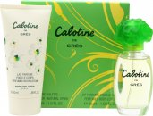 Gres Parfums Cabotine Set de Regalo 100ml EDT + 200ml Loción Corporal + 200ml Gel de Ducha